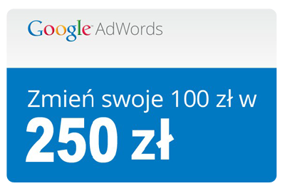 kupon adwords250